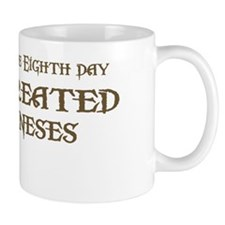 God Created Balineses Coffee Mug