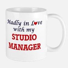 Madly in love with my Studio Manager Mugs