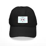 MONKEY FACE Black Cap