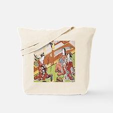 IKEBANA-CLASSICAL SEIKA ISSHU Tote Bag