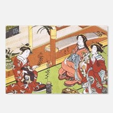 IKEBANA-CLASSICAL SEIKA ISSHU Postcards (Package o