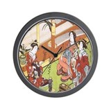 Geisha clock Basic Clocks