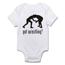 Wrestling 4 Infant Bodysuit