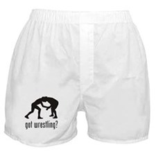 Wrestling 4 Boxer Shorts