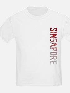 Singapore Stamp T-Shirt