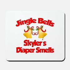 Skyler - Jingle Bells Mousepad