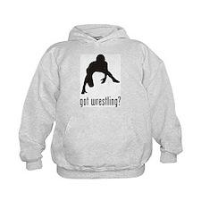 Wrestling 5 Hoodie