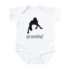 Wrestling 5 Infant Bodysuit