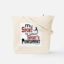 My Sport (Female) Tote Bag