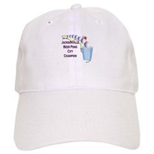 Jacksonville Beer Pong City C Baseball Cap