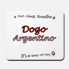 Dogo Breathe Mousepad