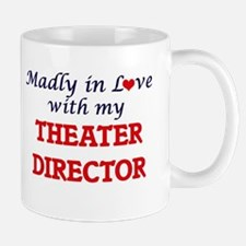 Madly in love with my Theater Director Mugs