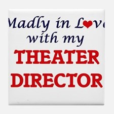 Madly in love with my Theater Directo Tile Coaster