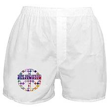 Imagine Peace Anti-war Art Boxer Shorts