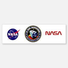 In Space Mfg. Bumper Bumper Sticker