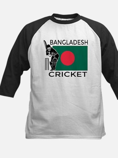 Bangladesh Cricket Kids Baseball Jersey