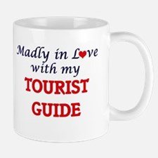 Madly in love with my Tourist Guide Mugs
