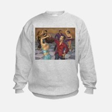Unique Latin dancing Sweatshirt
