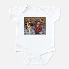 Cute Rumba Infant Bodysuit
