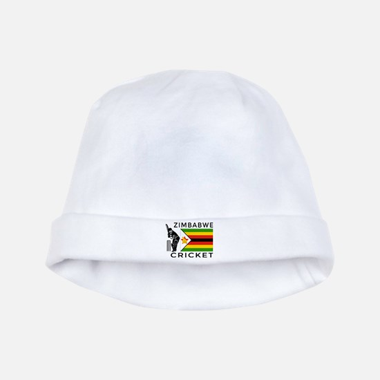 Zimbabwe Cricket baby hat