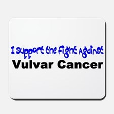 I Support the Fight Mousepad