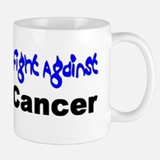 I Support the Fight Small Small Mug