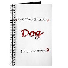 Dog Breathe Journal