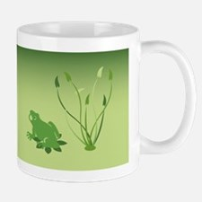 The Old Frog haiku Mugs