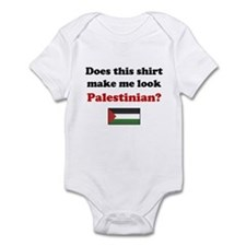 Make Me Look Palestinian Infant Bodysuit
