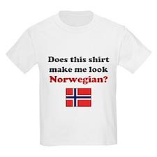 Make Me Look Norwegian T-Shirt