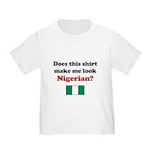 Make Me Look Nigerian T