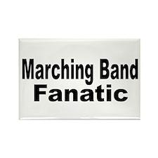 Band Fanatic Rectangle Magnet