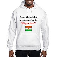 Make Me Look Nigerien Hoodie