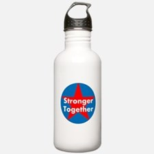 Stronger Together, Hillary 2016 Water Bottle