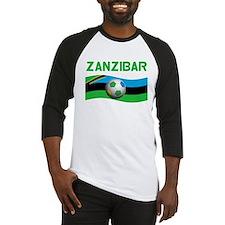 TEAM ZANZIBAR WORLD CUP Baseball Jersey