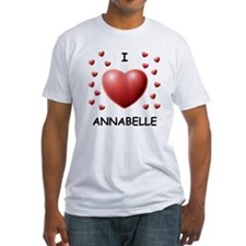 I Love Annabelle - Shirt