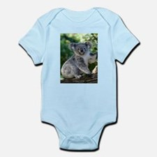 Cute cuddly koala Body Suit
