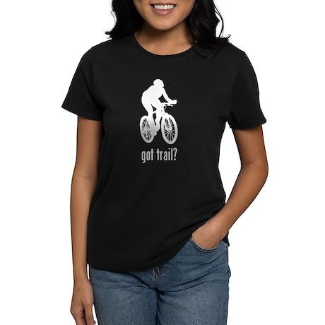 Trail Women's Dark T-Shirt