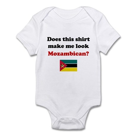 Make Me Look Mozambican Infant Bodysuit