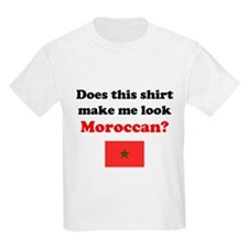 Make Me Look Moroccan T-Shirt
