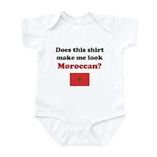 Make Me Look Moroccan Infant Bodysuit