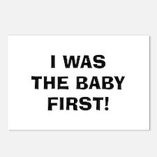 Cute Baby Postcards (Package of 8)