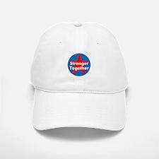 Stronger Together, Hillary 2016 Baseball Baseball Baseball Cap