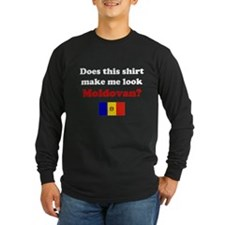 Make Me Look Moldovan T