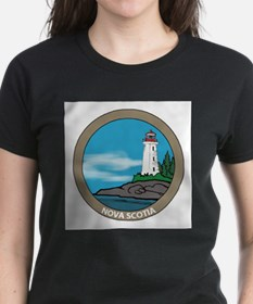 Nova Scotia Lighthouse T-Shirt