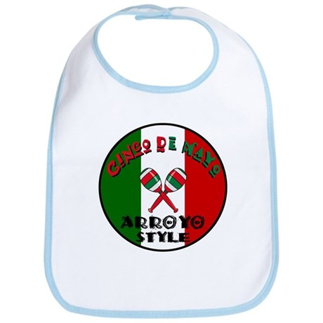 Arroyo Cinco De Mayo Bib