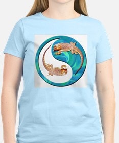 Yin Yang Bearded Dragon T-Shirt