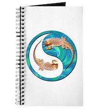 Yin Yang Bearded Dragon Journal