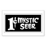 Mystic Seer - Rectangle Sticker