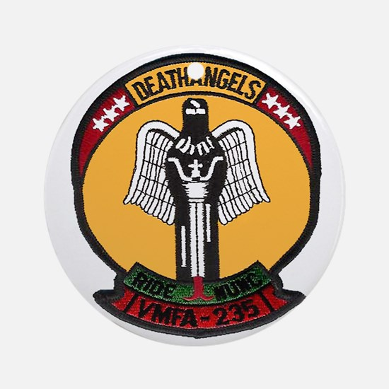 VMVA 235 Deathangels Ornament (Round)